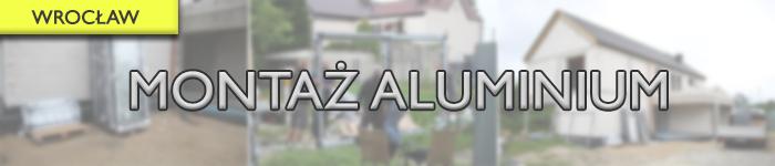 MONTAŻ-ALUMINIUM