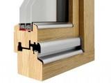 Okna drewniane - Profil Exterm 88 Premium