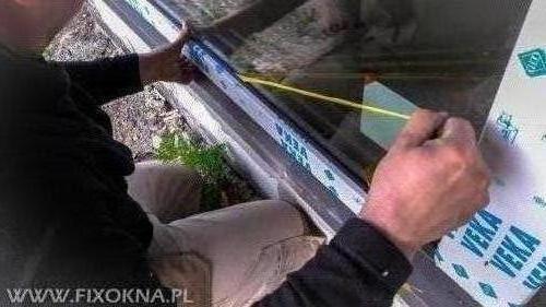 Wiechlice - Montaż okien Pro Safe Vetrex