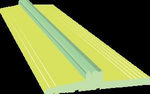 Energooszczędne podkłady podparapetowe