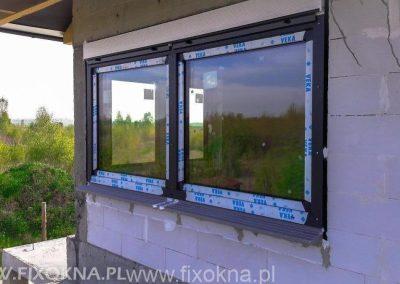 Wiechlice – Montaż okien Pro Safe Vetrex