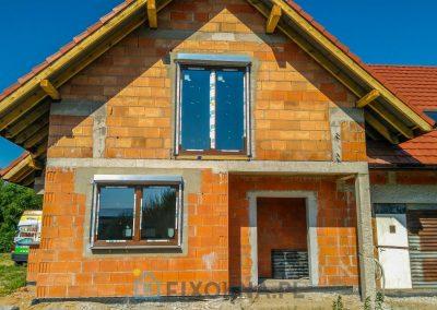 Montaż okien ul. Gałowska
