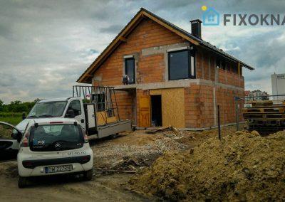 Cegielskiego – montaż okien i rolet Intermo