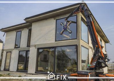 Prawidłowy montaż okien aluminiowych z gwarancją szczelności – Krotoszyńska
