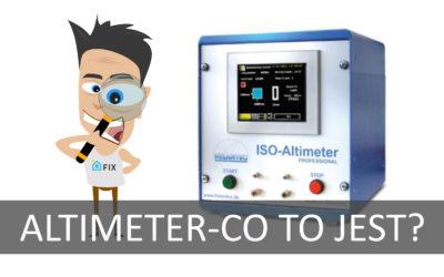 Altimeter – co to jest?