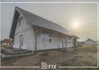 Instalacja okien Vetrex w Chrząstawie Małej