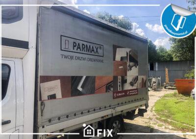 FIXOKNA - Dostawa Parmax-1