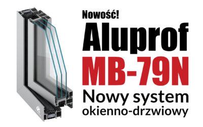 Nowy system okienno-drzwiowy od Aluprof